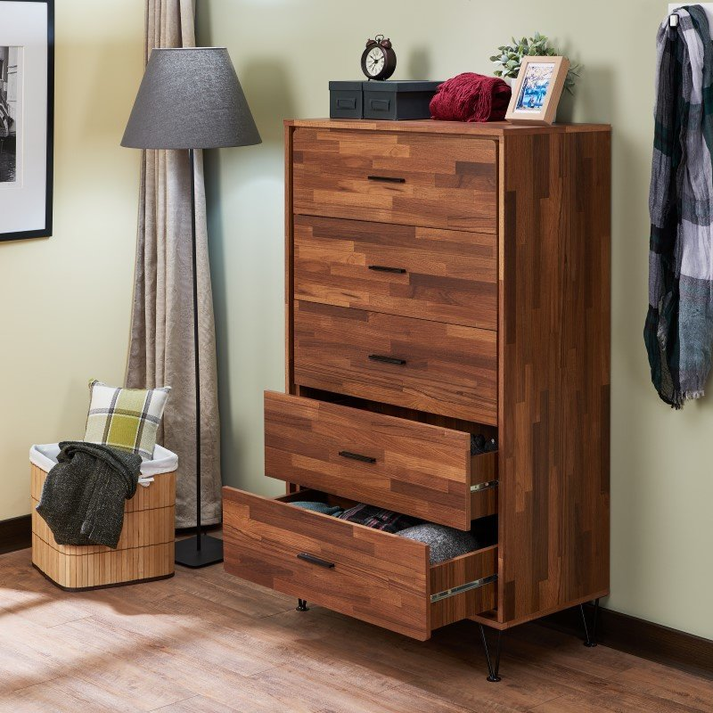 ACME Furniture Deoss Chest in Walnut (97362)