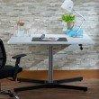 ACME Furniture Inscho Desk in White (92354)