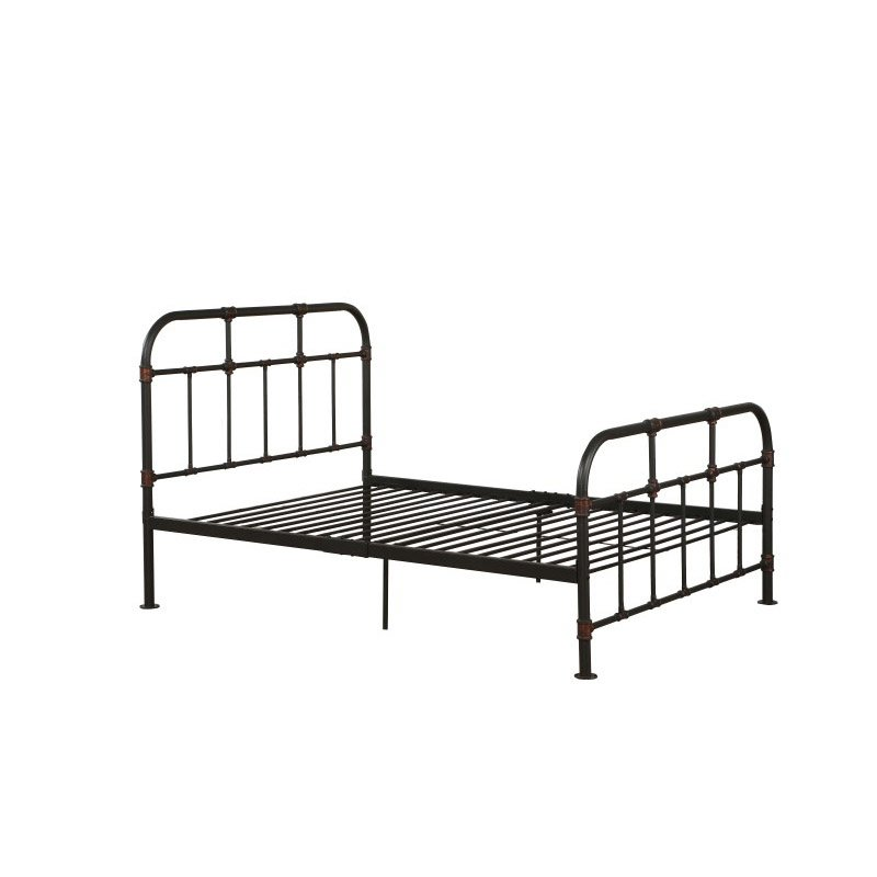 ACME Furniture Nicipolis Full Bed in Sandy Gray (30735F)
