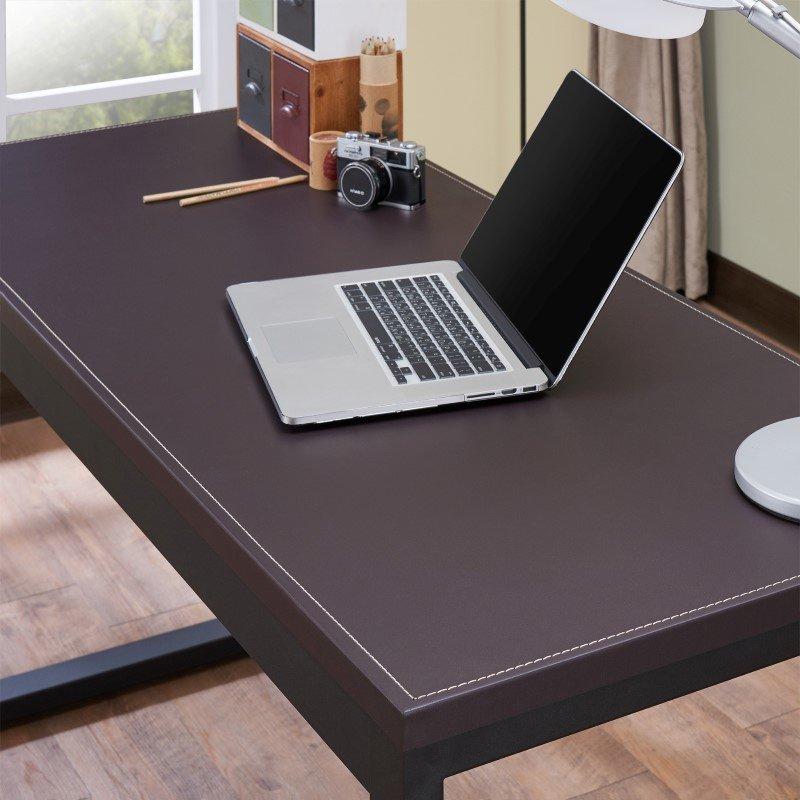 ACME Furniture Sara Desk in Espresso and Sandy Black (92440)