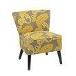 Avenue Six Apollo Chair in Sweden Dijon
