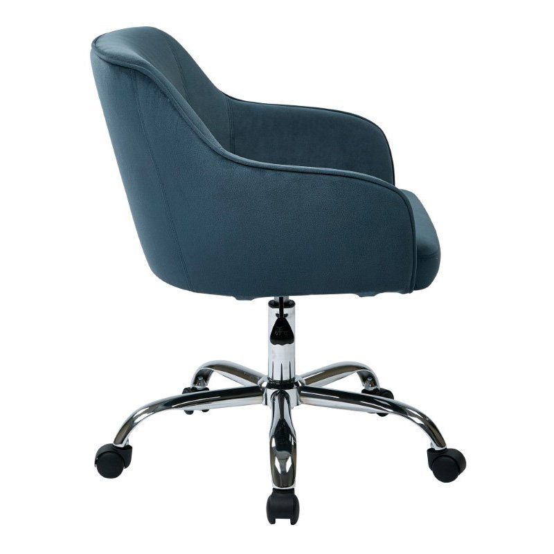 Avenue Six Bristol Task Chair in Atlantic