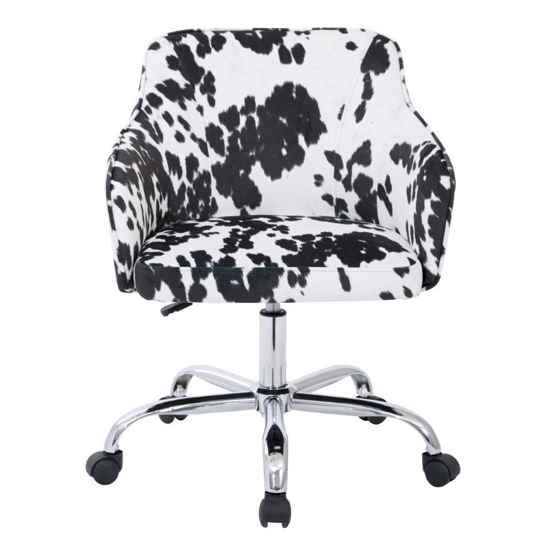 Avenue Six Bristol Task Chair in Udder Madness