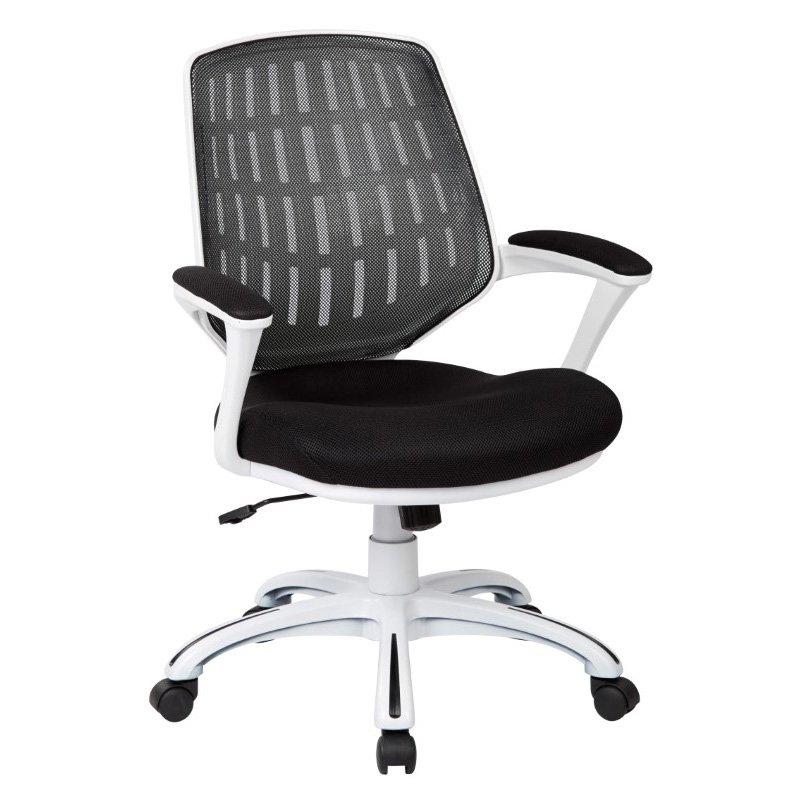 Avenue Six Calvin Office Chair in Black