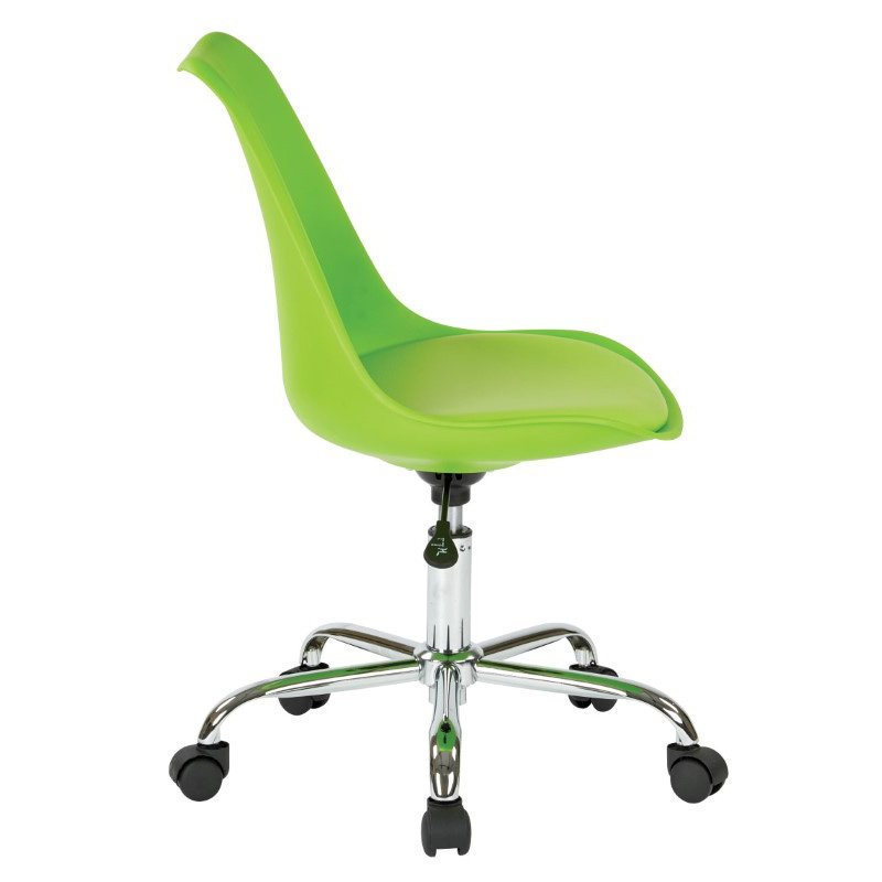 Avenue Six Emerson Student Office Chair in Green