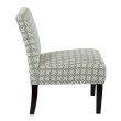 Avenue Six Laguna Chair in Celtic Flax-Light Side