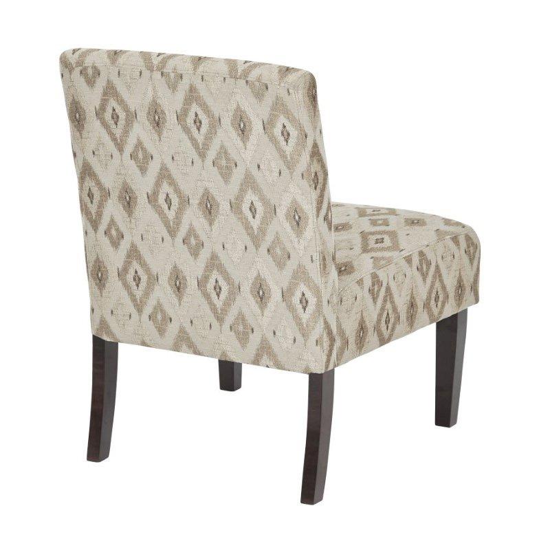 Avenue Six Laguna Chair in Santa Fe Taupe