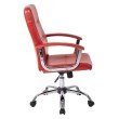 Avenue Six Malta Office Chair in Red
