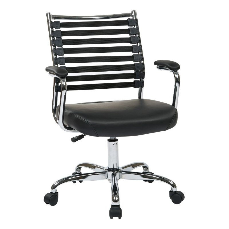 Avenue Six Randal Office Chair in Black