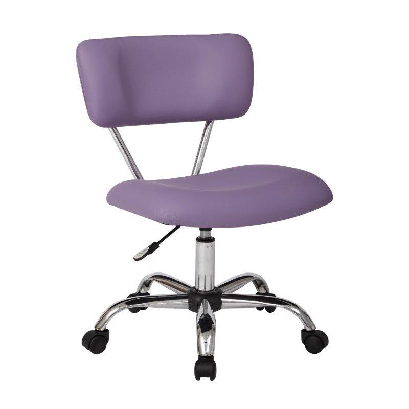 Avenue Six Vista Task Office Chair in Purple