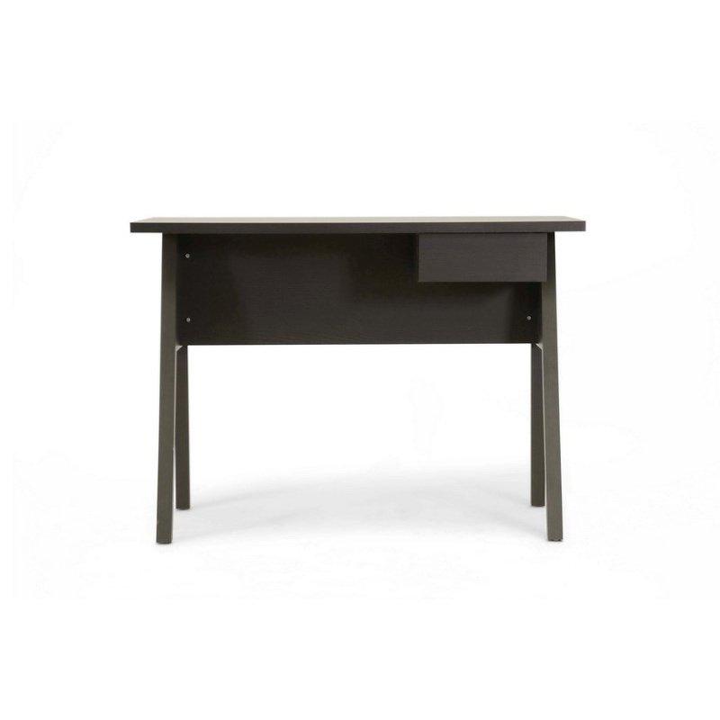 Baxton Studio Frommes Dark Brown Modern Desk