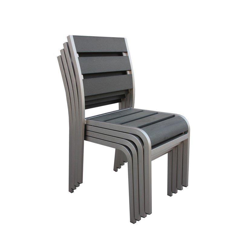 Boraam Fresca Polylumber Side Chairs (Set of 4)