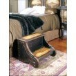 Butler Specialty Artists Originals Wood Step Stool in Coffee