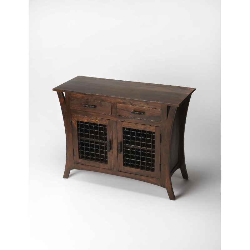 Butler Specialty Ako Modern Console Chest (5180260)