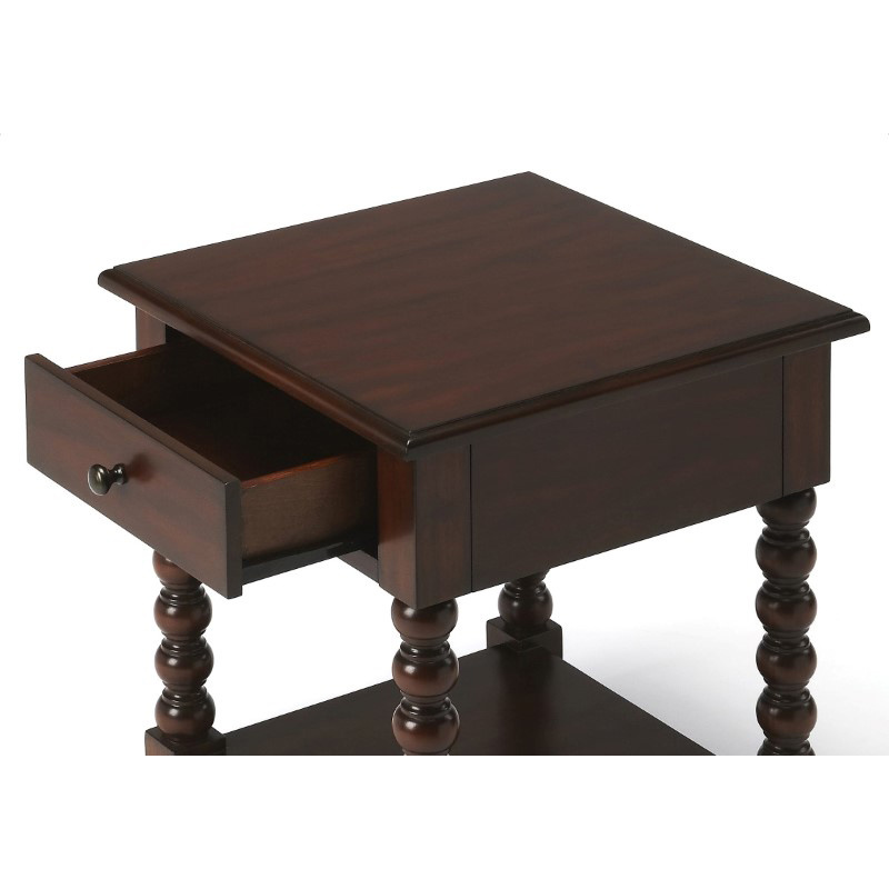 Butler Specialty Alec Plantation Cherry End Table (3912024)