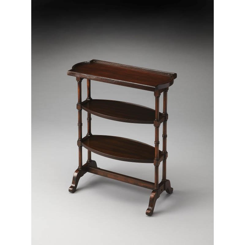Butler Specialty Anton Plantation Cherry Side Table