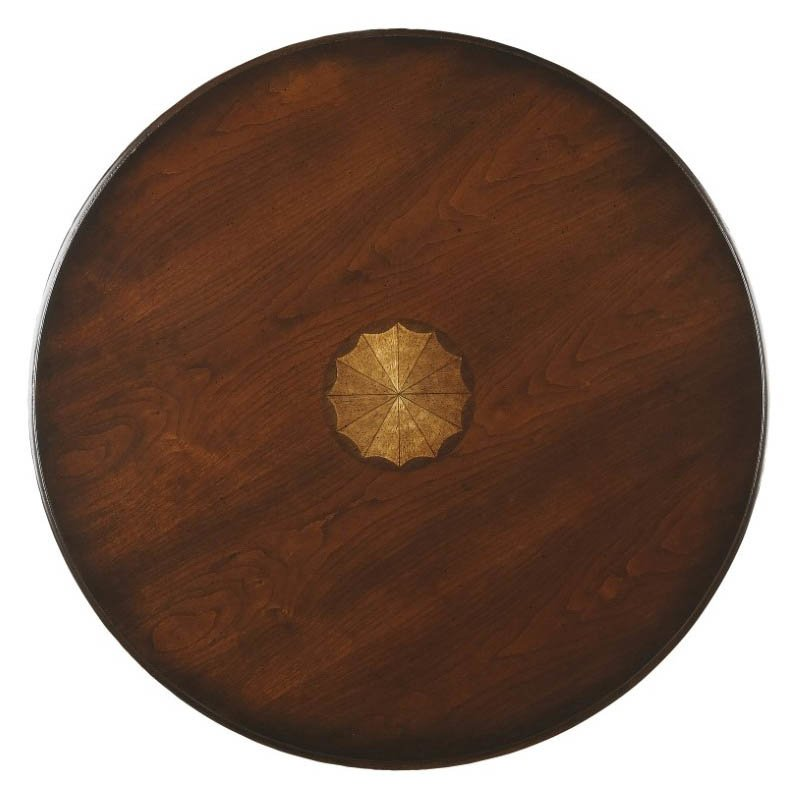 Butler Specialty Archambault Plantation Cherry Pedestal Table