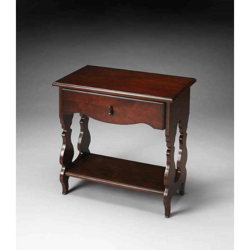 Butler Specialty Archibald Plantation Cherry Side Table