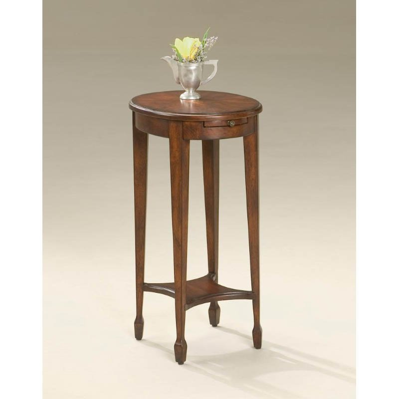 Butler Specialty Arielle Plantation Cherry Accent Table