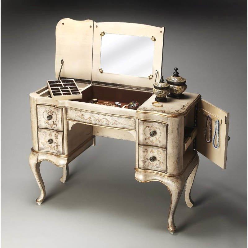 Butler Specialty Artists Originals Vanity in Guilded Cream