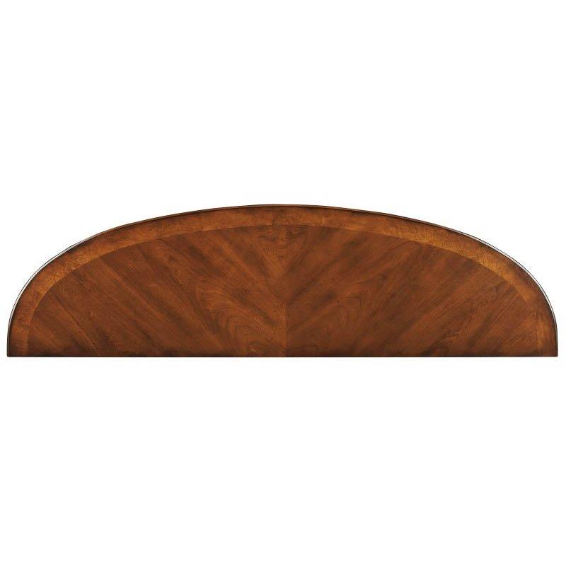 Butler Specialty Astor Nutmeg Demilune Console Table