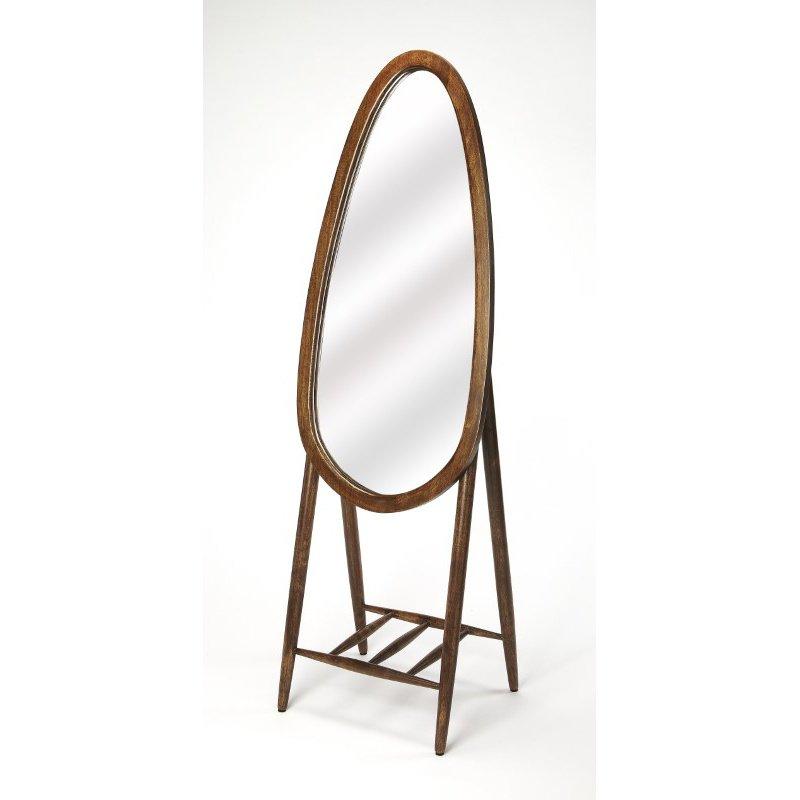 Butler Specialty Bowen Oval Floor Standing Mirror (4442140)