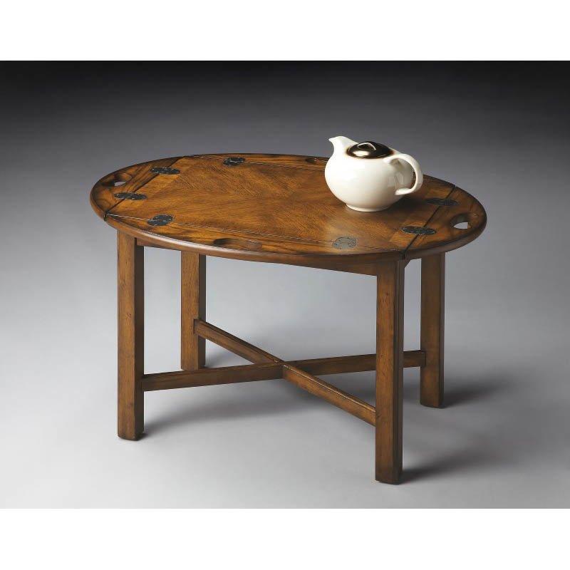 Butler Specialty Carlisle Vintage Oak Butler Specialty Table