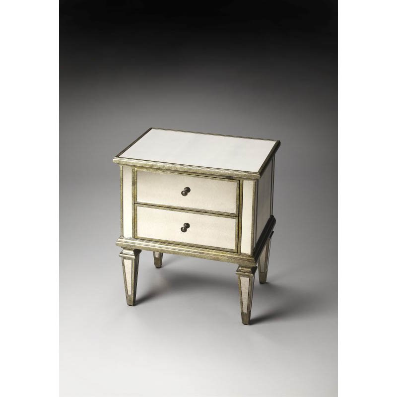 Butler Specialty Celeste Mirrored Accent Chest