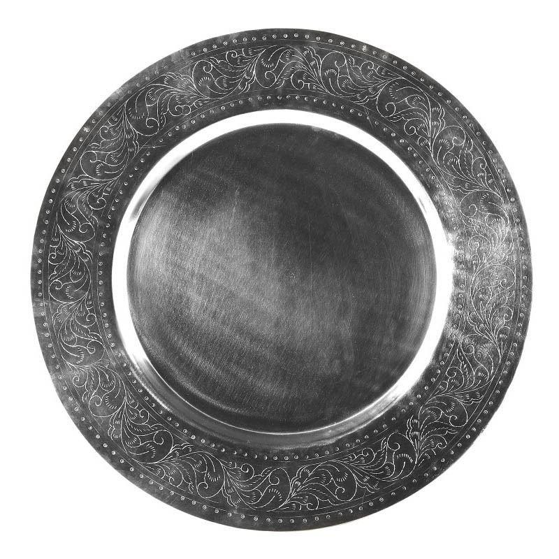 Butler Specialty Dahlia Folding Metal Accent Table