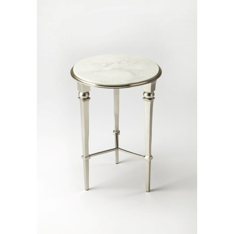 Butler Specialty Darrieux Marble End Table (3667260)