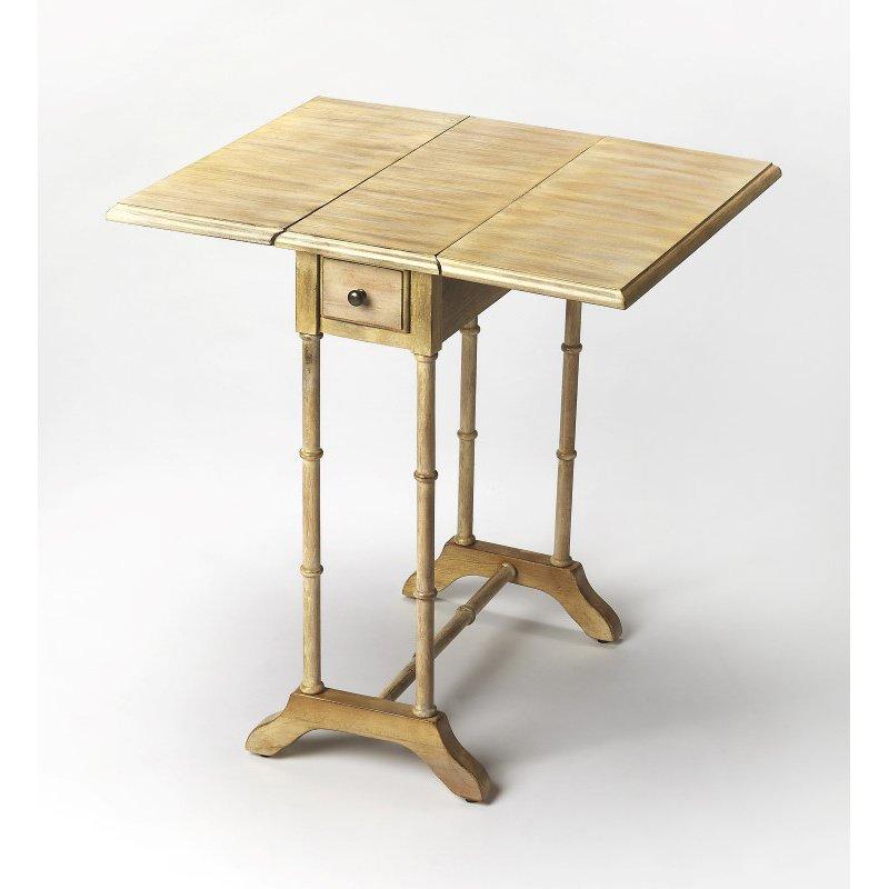 Butler Specialty Darrow Driftwood Drop Leaf Table (2334247)