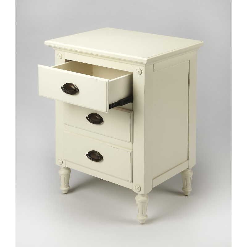 Butler Specialty Easterbrook White Petite Chest (9352288)
