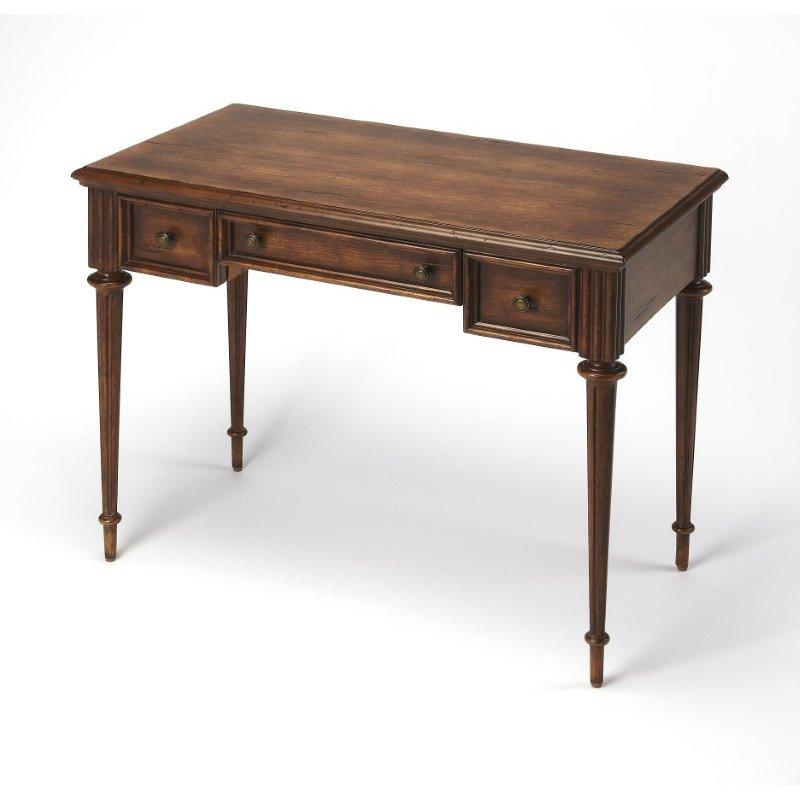 Butler Specialty Edmund Dark Toffee Writing Desk (3746236)