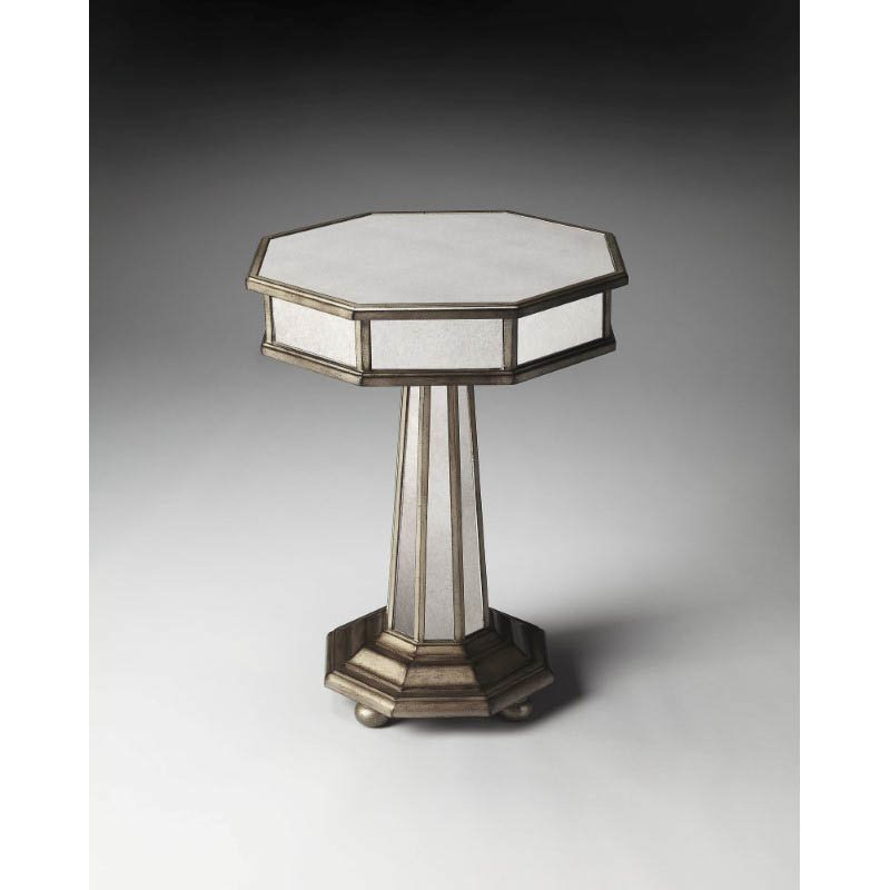 Butler Specialty Elena Mirrored Accent Table