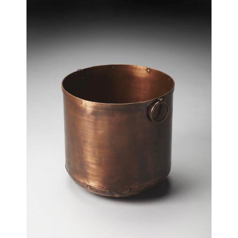 Butler Specialty Erie Copper Planter