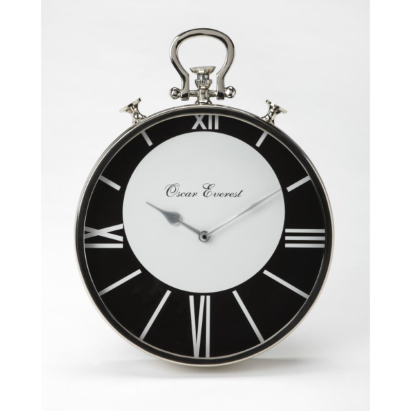 Butler Specialty Everest Round Wall Clock (3971365)
