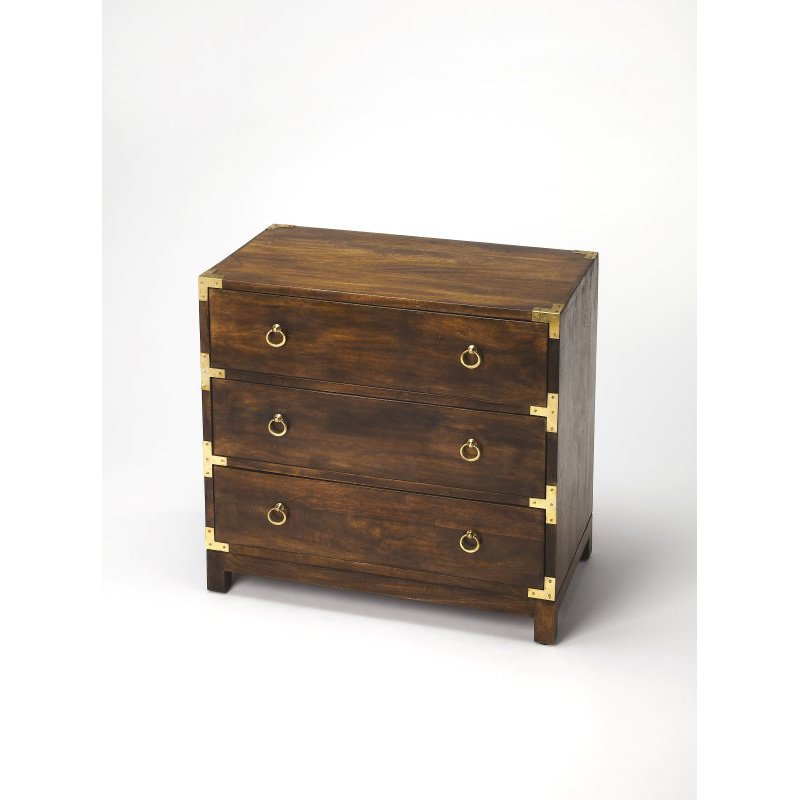 Butler Specialty Forster Brown Campaign Chest (9337354)