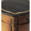 Butler Specialty Fossil Stone Drum Table