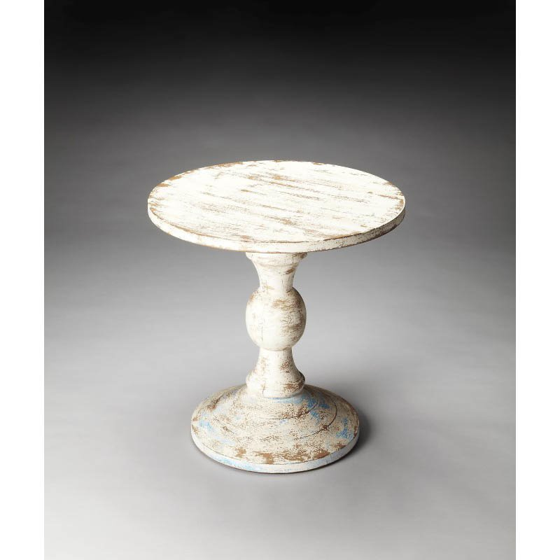 Butler Specialty Grandma'S Attic Solid Wood Pedestal Table