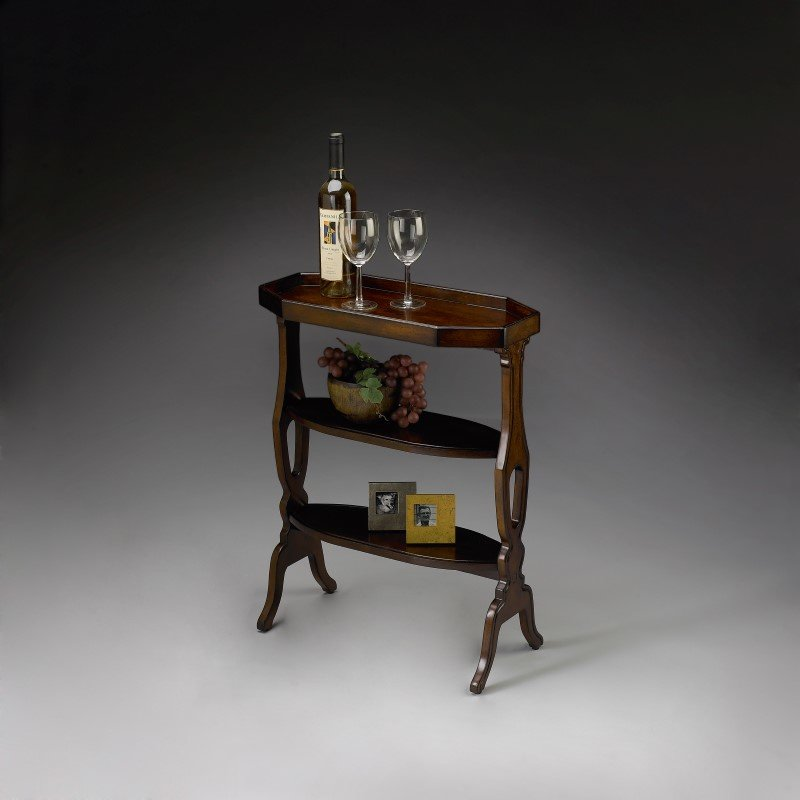 Butler Specialty Hadley Plantation Cherry Accent Table