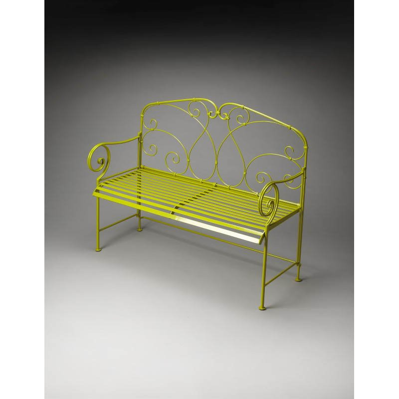Butler Specialty Halle Metal Bench
