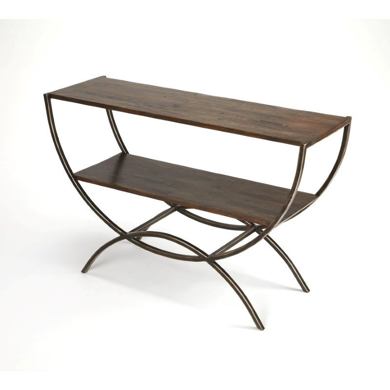 Butler Specialty Harmony Industrial Console Table (3780330)