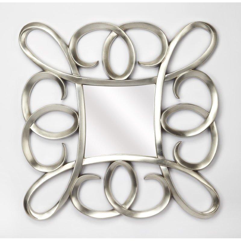 Butler Specialty Hera Silver Wall Mirror (4315285)