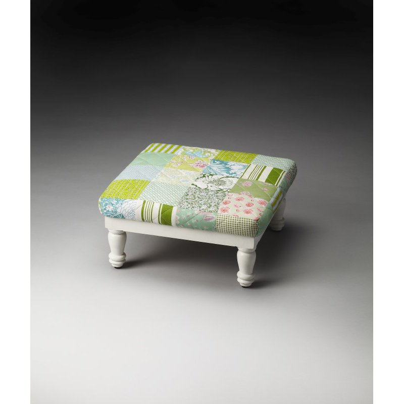 Butler Specialty Hildy Patchwork Stool (4275290)