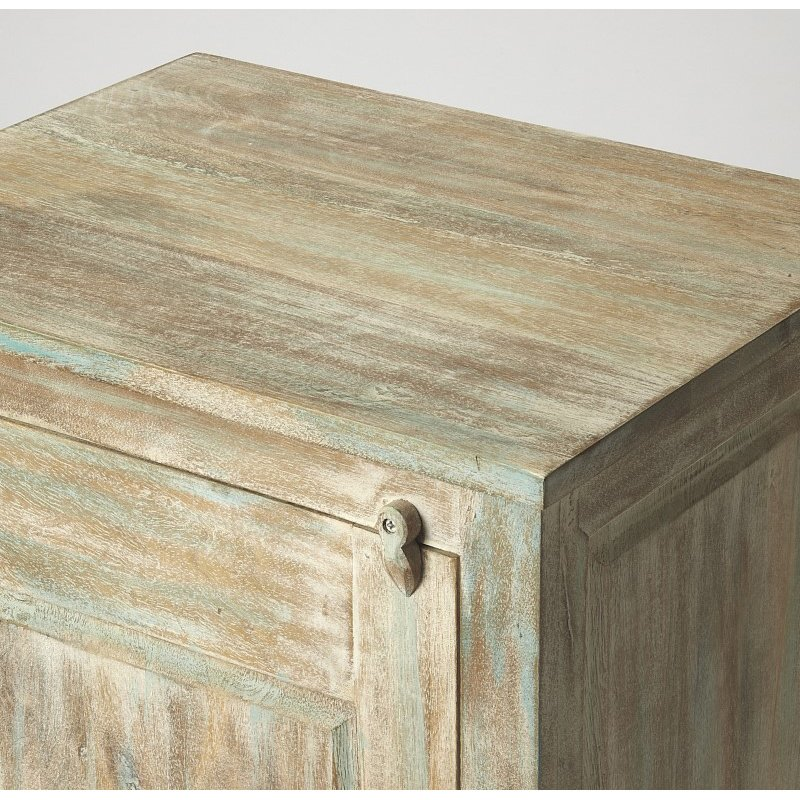 Butler Specialty Hollister Distressed Wood Accent Cabinet (5316290)