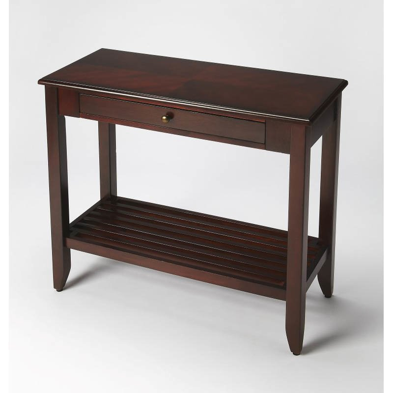 Butler Specialty Irvine Plantation Cherry Console Table