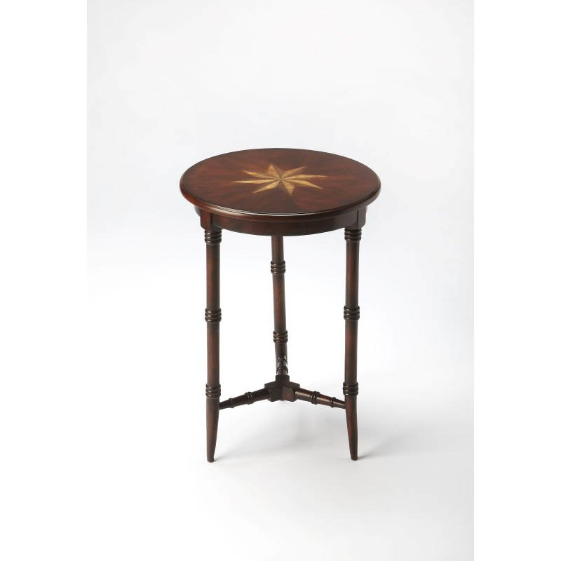Butler Specialty Isla Plantation Cherry Accent Table