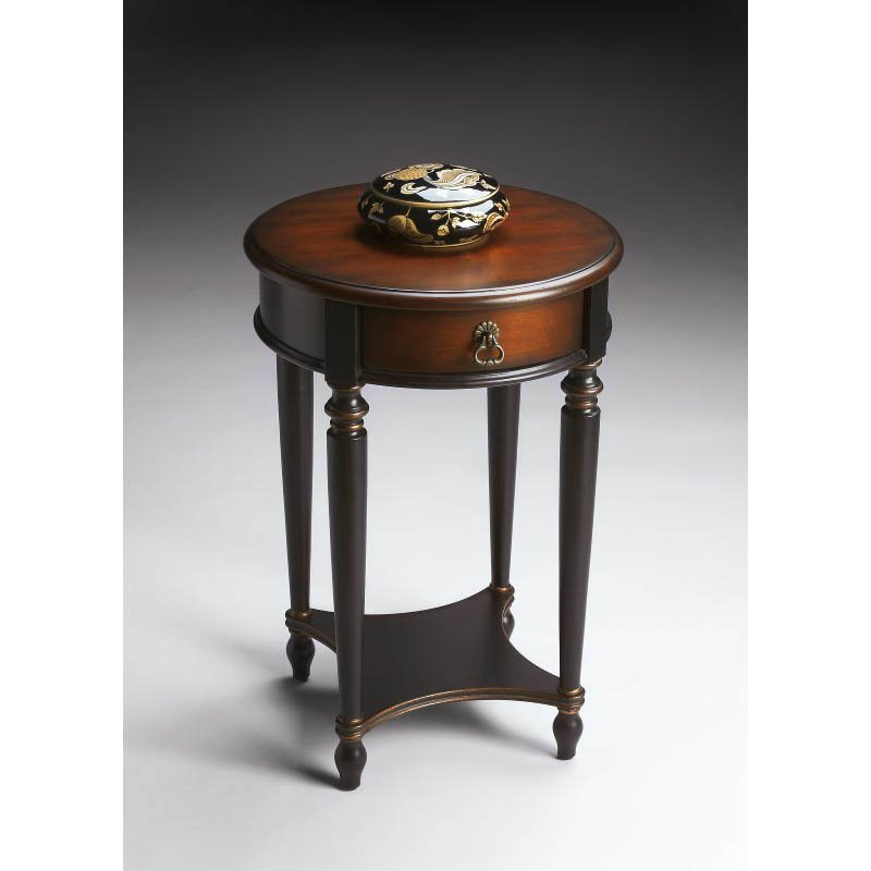 Butler Specialty Jules Cafe Noir Accent Table