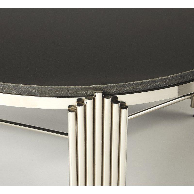 Butler Specialty Khalifa Black Granite Coffee Table (5311025)