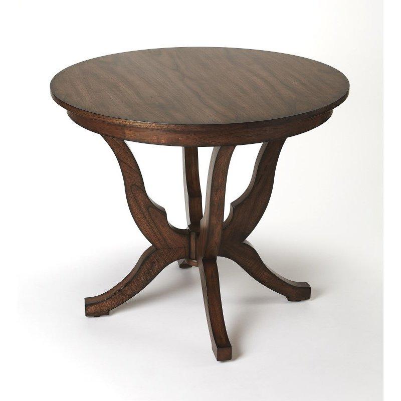 Butler Specialty Kilburn Cocoa Foyer Table (3750275)